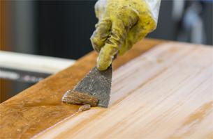 Holz ablaugen ganze Schweiz